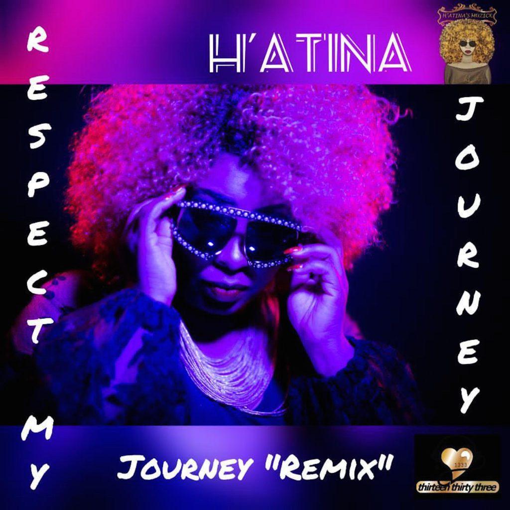 Charles Berkhouse featuring H'Atina respect my journey remixes dance gospel pop